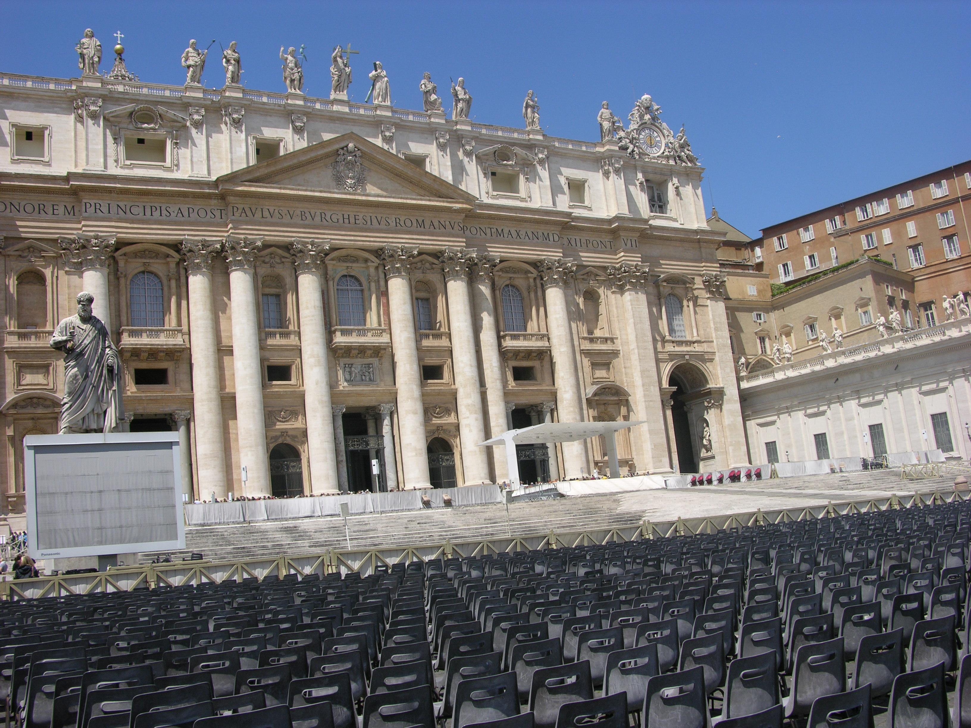 Séjour passé la semaine dernière a ROME 16052309220818135