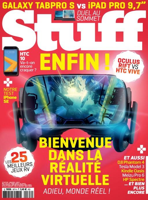 Stuff N°167 - Juin 2016
