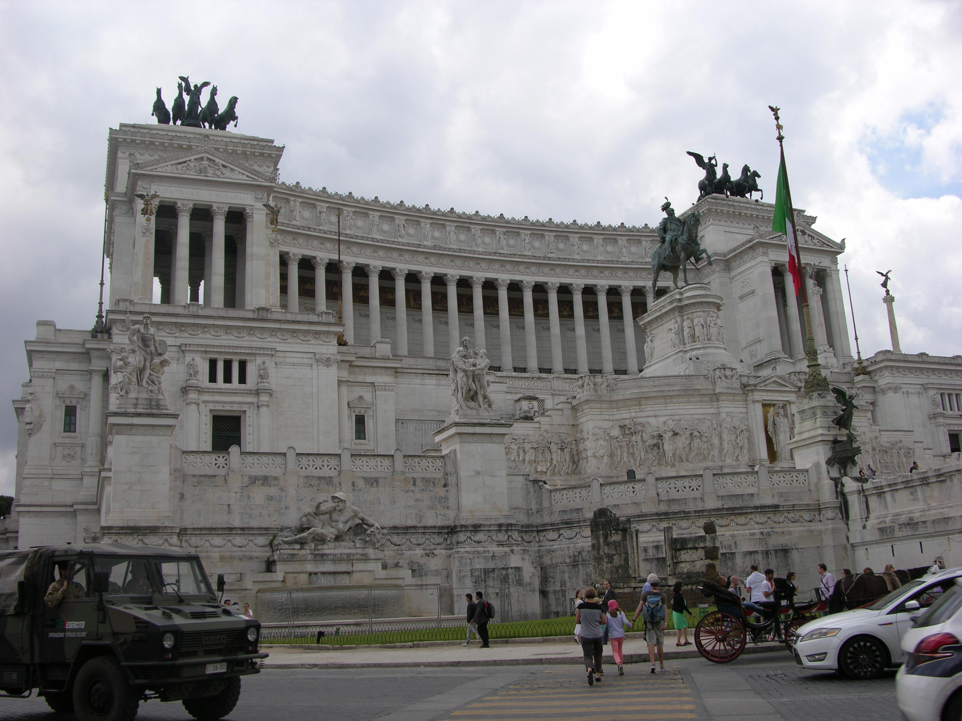 Séjour passé la semaine dernière a ROME 160523114816375916