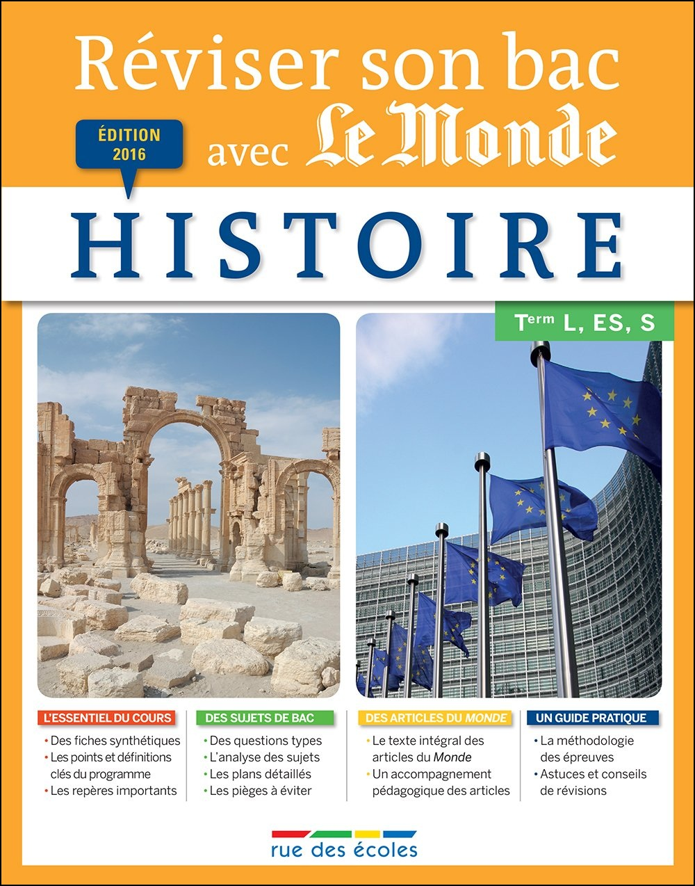 Réviser son bac avec Le Monde (2016) : Histoire