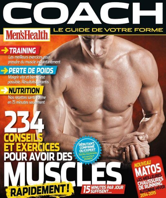 Men's Health Hors Série Coach No.15 - 2014 / France