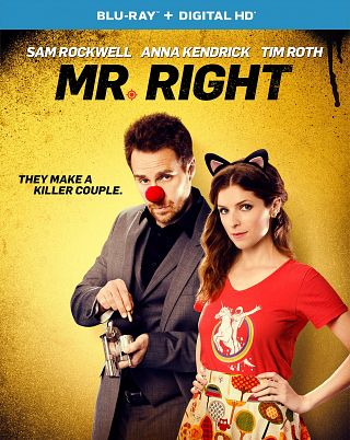Mr. Right (2015) poster image