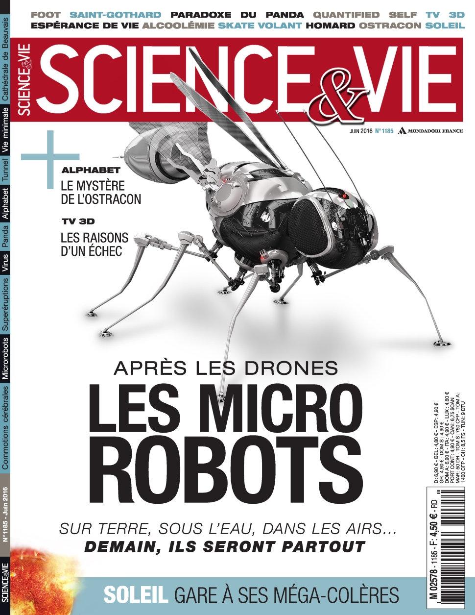 Science & Vie N°1185 - Juin 2016