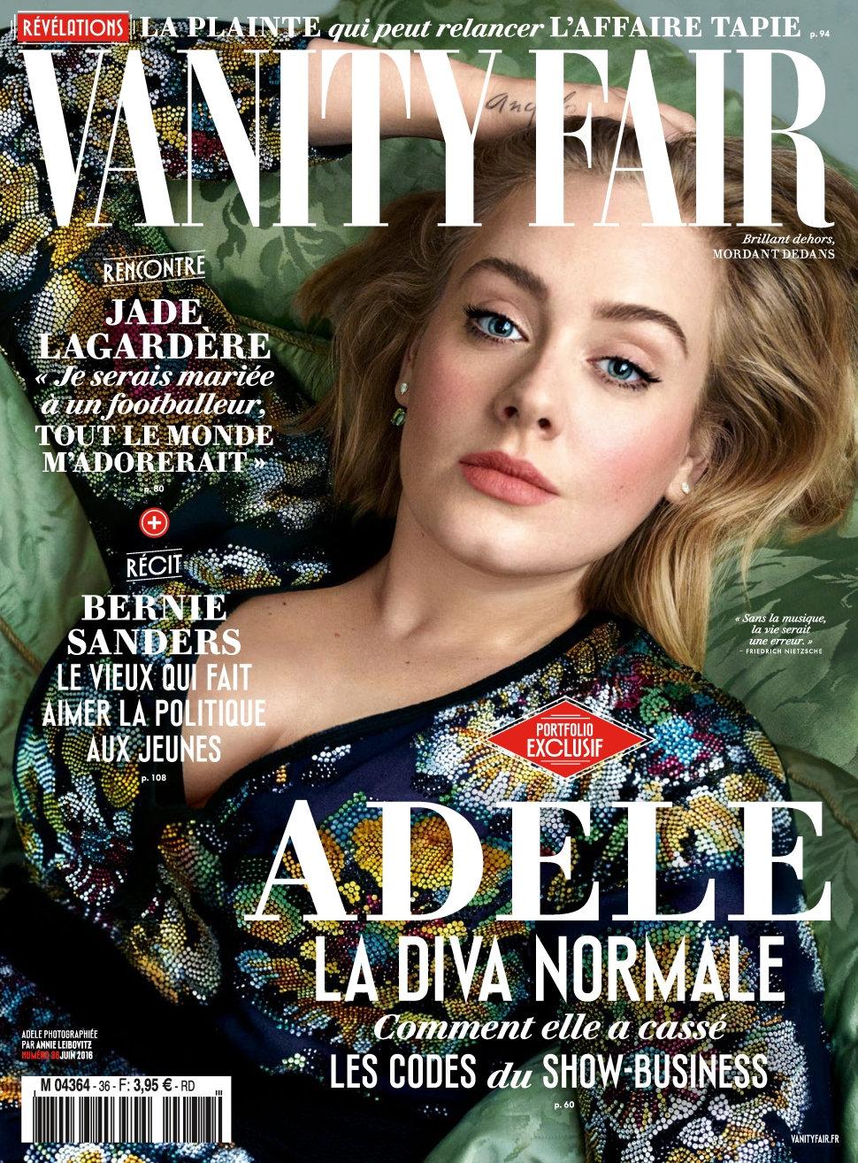 Vanity Fair N°36 - Juin 2016