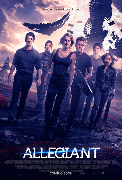 The Divergent Series Allegiant 2016 720p TC x264 AC3 UN
