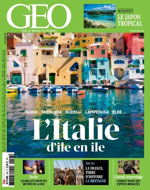 Geo N°448 - Juin 2016