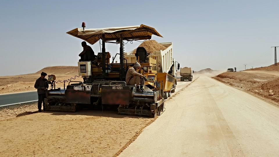 مشاريع المنشأت القاعدية بالجزائر 160526043307701396