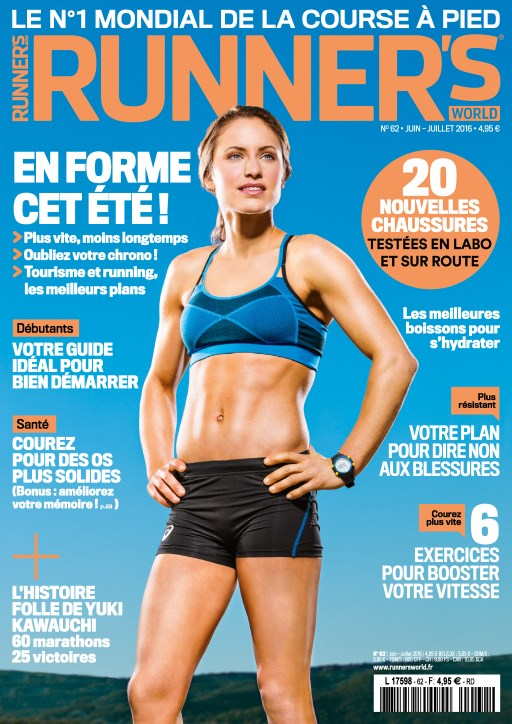 Runner's World N°62 - Juin/Juillet 2016