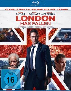 London Has Fallen (2016) poster image
