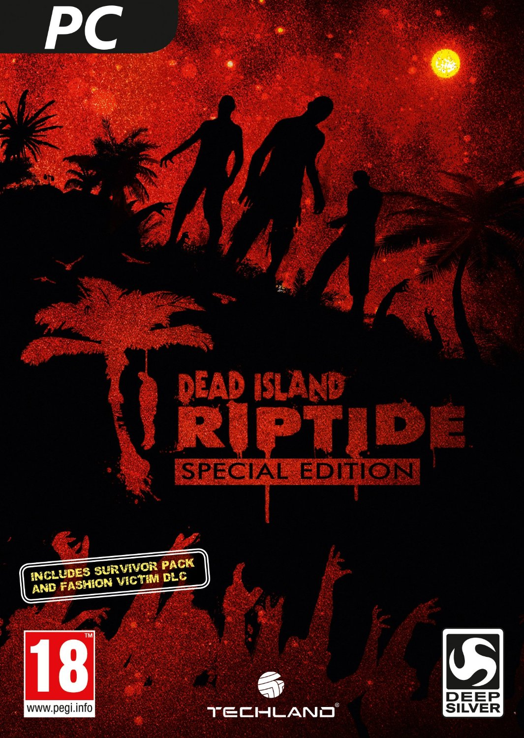 Poster for Dead Island: Riptide - Definitive Edition