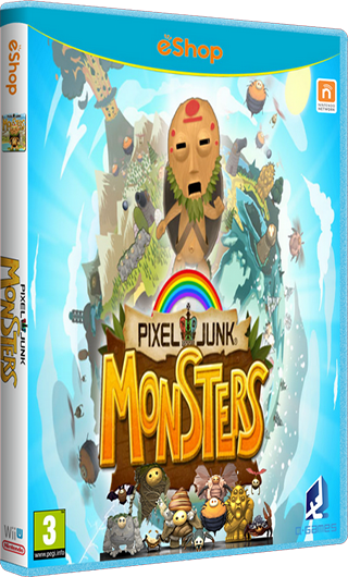 pixeljunkmonsters