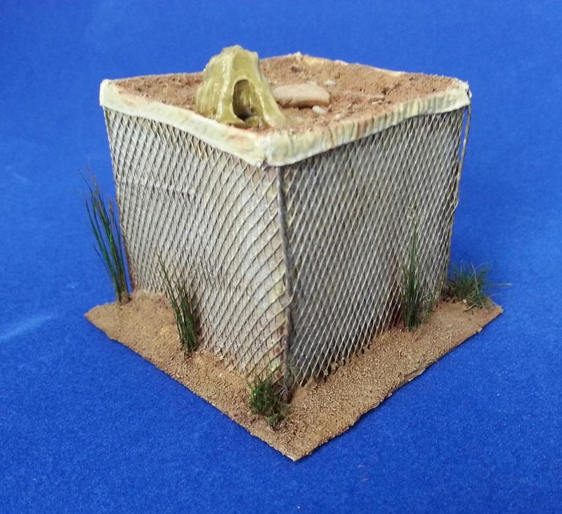 (denis simon) fabrication de Bastion Wall 160603053518846119