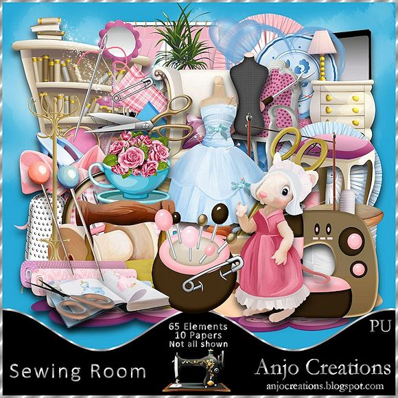 Preview Sewing Room