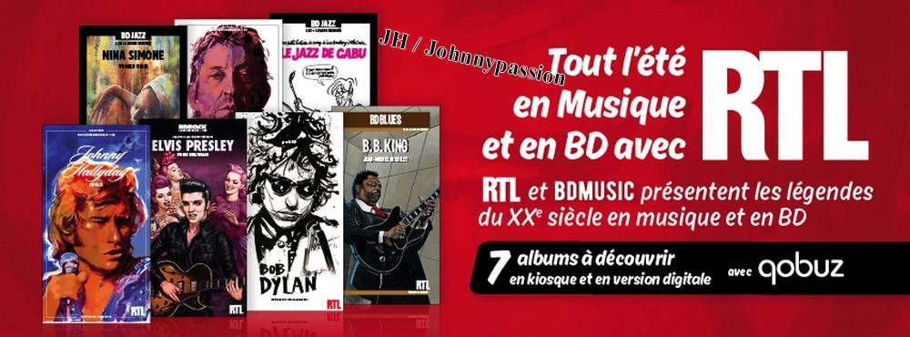 tout l'été en musique et en BD avec RTL 160606124256701611