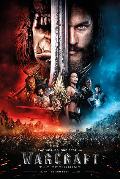 Warcraft 2016 720p/1080p BluRay x264-SPARKS