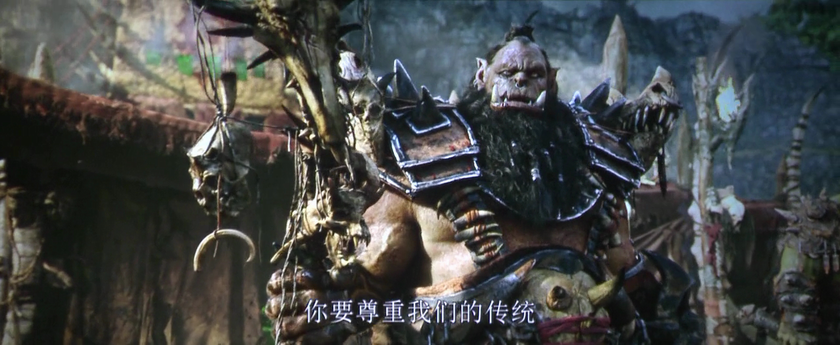 Warcraft 2016 HDTC 720p X264-MP4BA