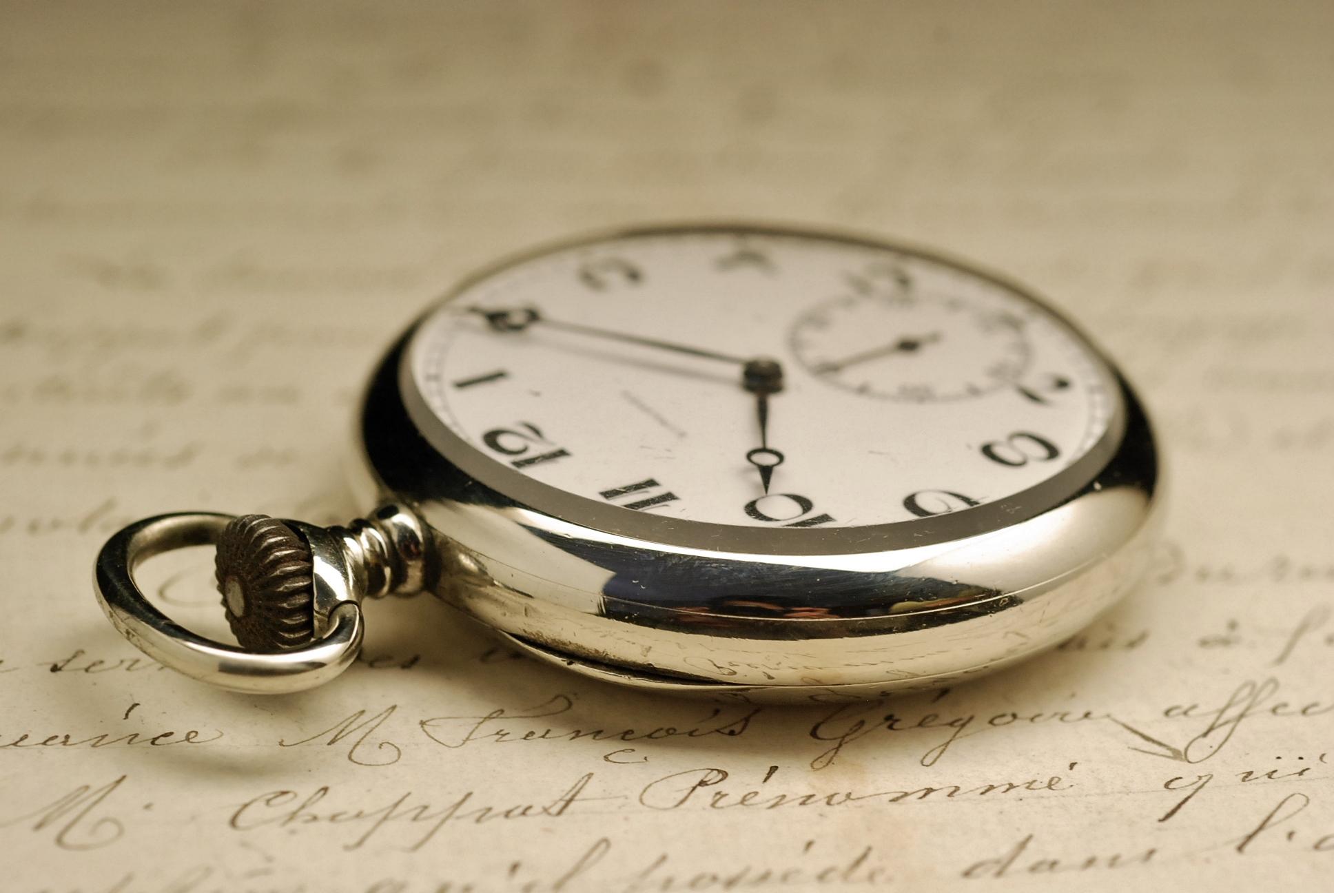 montre ancienne gousset longines 1920 vintage pocket watch. Black Bedroom Furniture Sets. Home Design Ideas