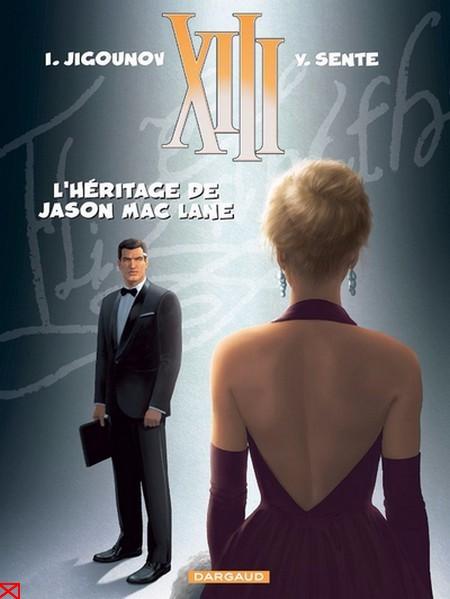 XIII T24 L'héritage de Jason Mac Lane (CBR)