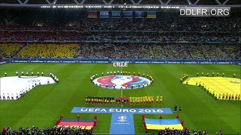 Allemagne Ukraine Euro 2016 HDTV 720p