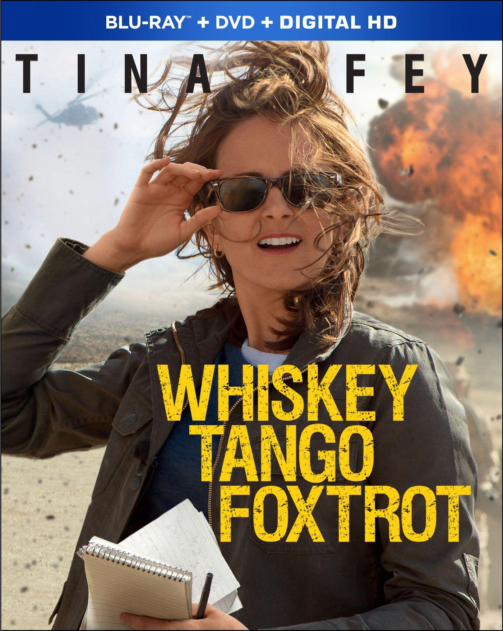 Whiskey Tango Foxtrot(2016) poster image