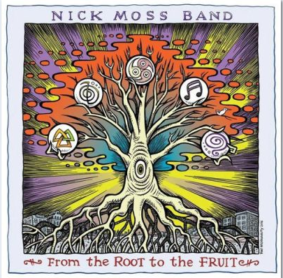 Nick Moss band - From the root to the fruit (2016) 160616025124782952
