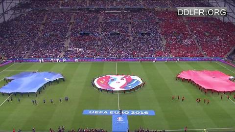 France Albanie Euro 2016 HDTV 720p
