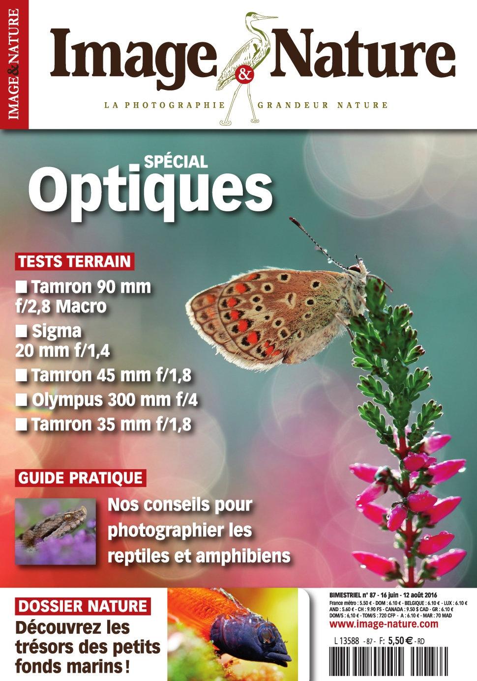 Image & Nature N°87 - Juillet/Aout 2016