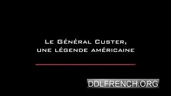 Le général Custer, une légende américaine HDTV 720p