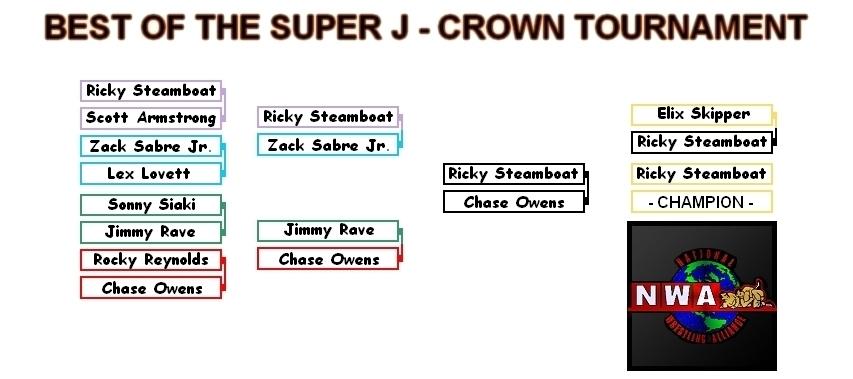 5 Super J-Crown NWA