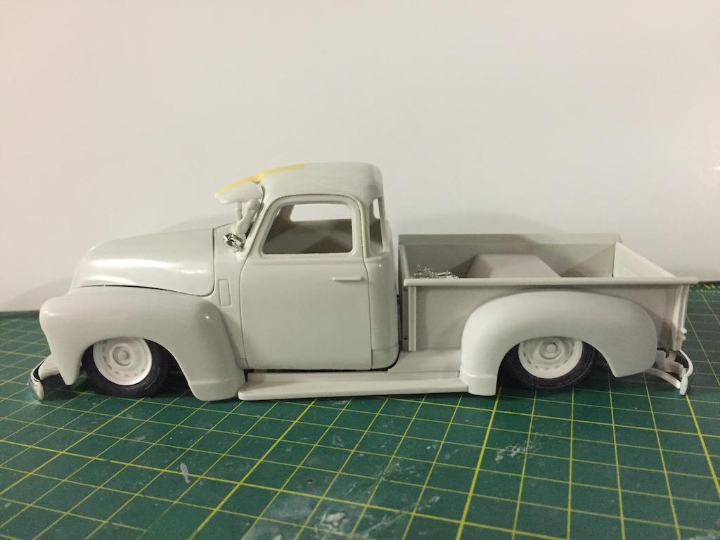 #20 : Pickup Chevrolet 3100 : Denis Speed Shop (terminé) 160627095606458555