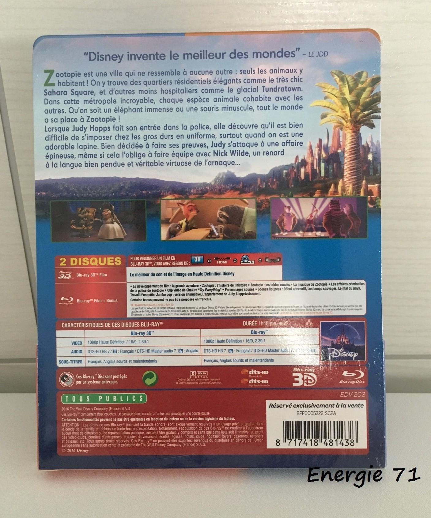 [BD + 3D + DVD] Zootopie (29 Juin 2016)  - Page 5 160628055130781140