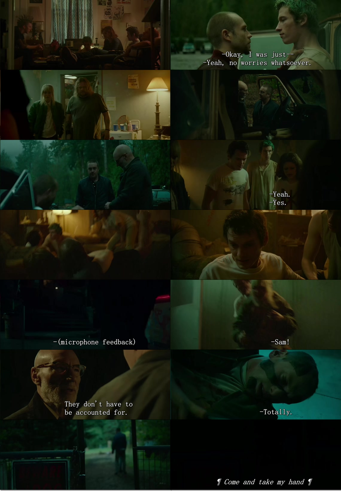 Green Room 2015 720p/1080p WEB-DL H264-EVO