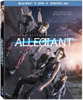 Allegiant(2016) poster image