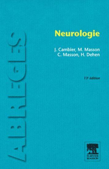 télécharger Neurologie 130 édition