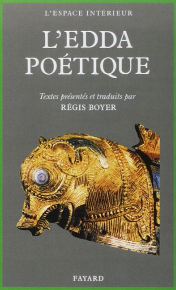 L'Edda poétique - Régis Boyer (Mythologie Germanique)