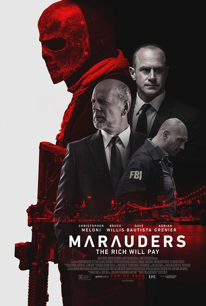 Marauders 2016 720p/1080p BluRay x264-ROVERS