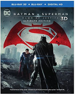Batman v Superman: Dawn of Justice (2016) poster image