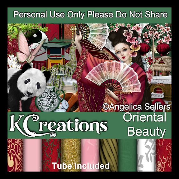 Oriental beauty preview