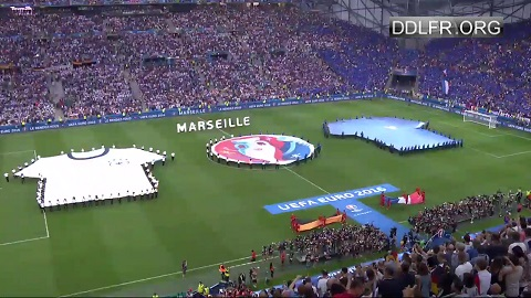 Allemagne France Demi-finale Euro 2016 HDTV 720p