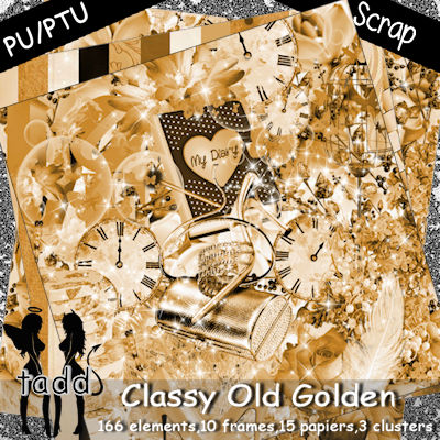 TADD_ClassyOldGolden_only_preview1