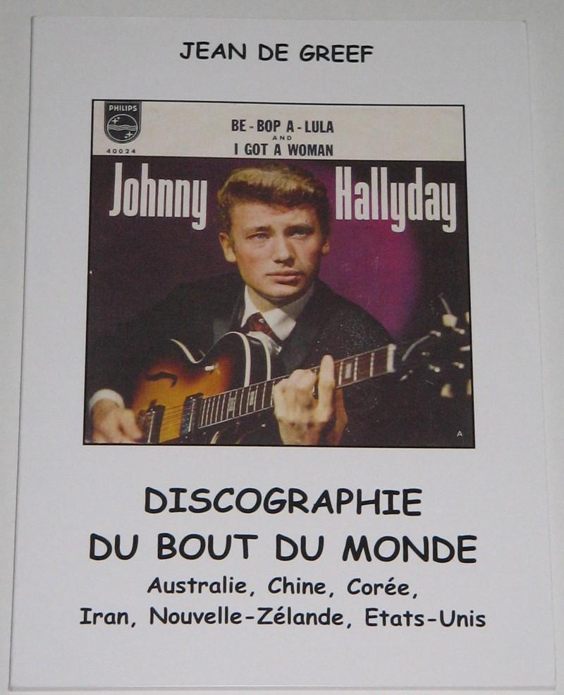 JOHNNY HALLYDAY: DISCOGRAPHIE DU BOUT DU MONDE 160709082218915732