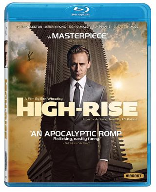 High-Rise (2015) poster image