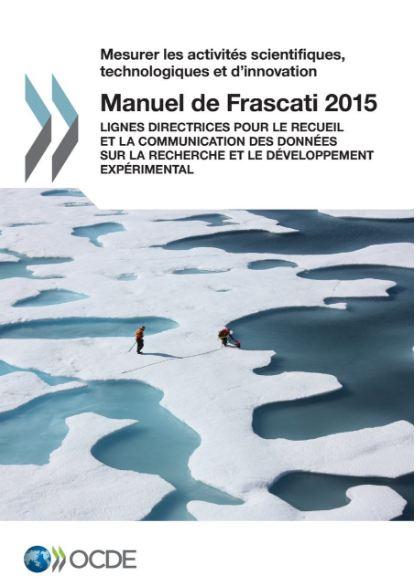 Mesurer Les Activites Scientifiques, Technologiques Et D'Innovation Manuel de Frascati