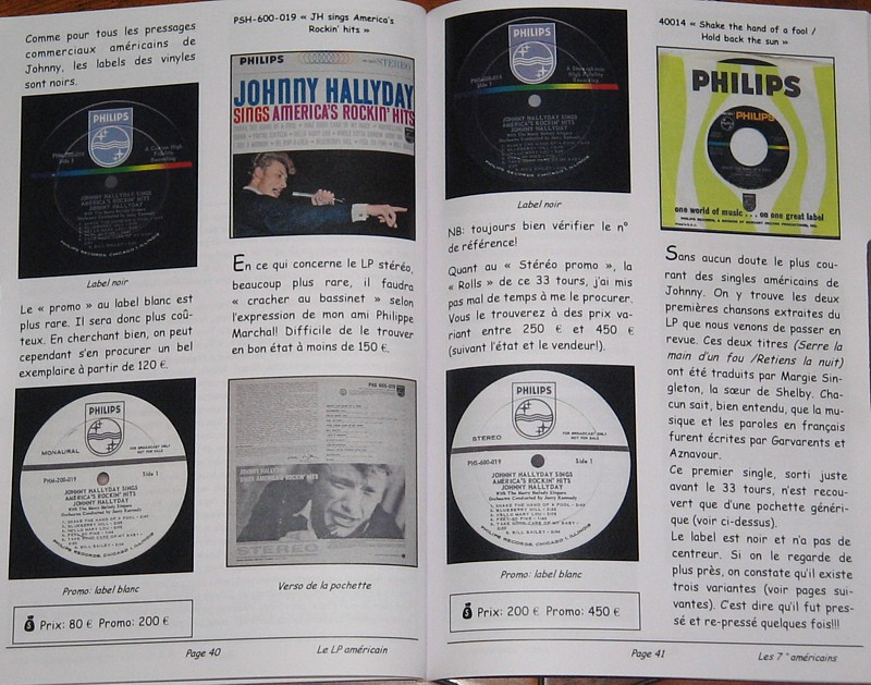 JOHNNY HALLYDAY: DISCOGRAPHIE DU BOUT DU MONDE 160710101422389762