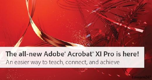 Adobe Acrobat XI Pro 11.0.19 Multilingual