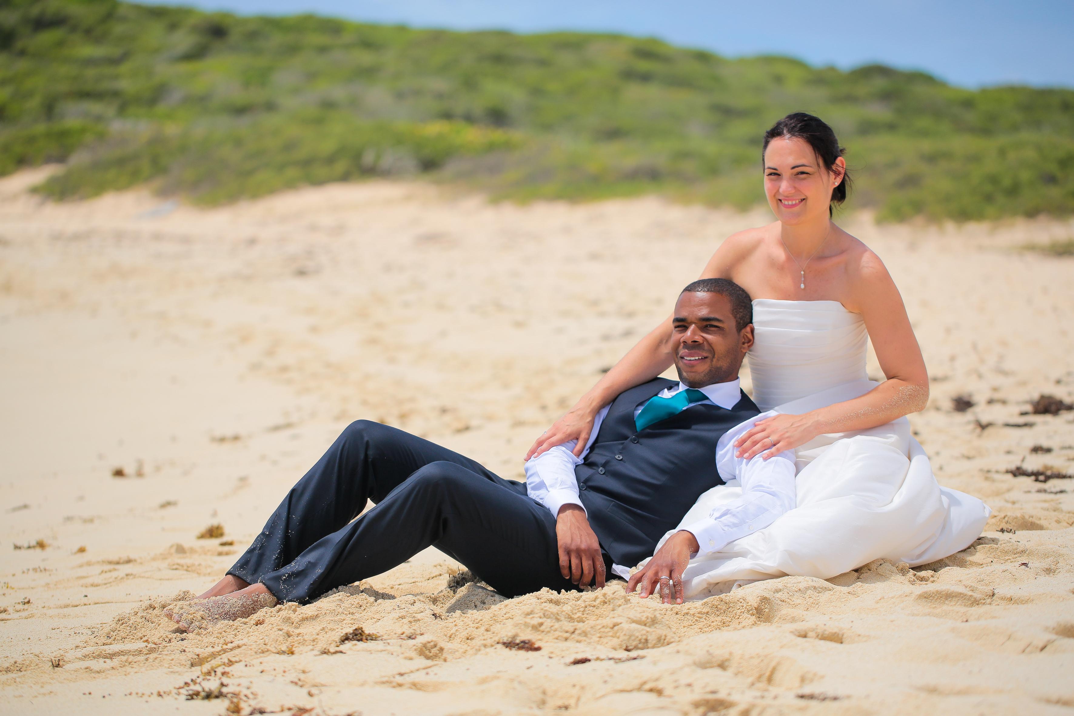 Photographie de Mariage en Guadeloupe