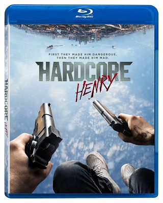 Hardcore Henry(2015) poster image