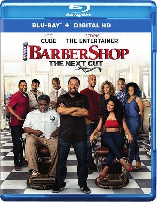 Barbershop: The Next Cut (2016) poster image