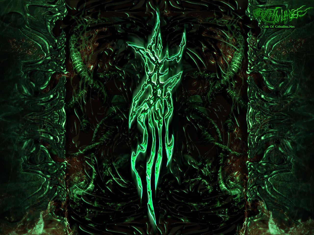 Cthulhu Symbol Cult Of Cthulhu