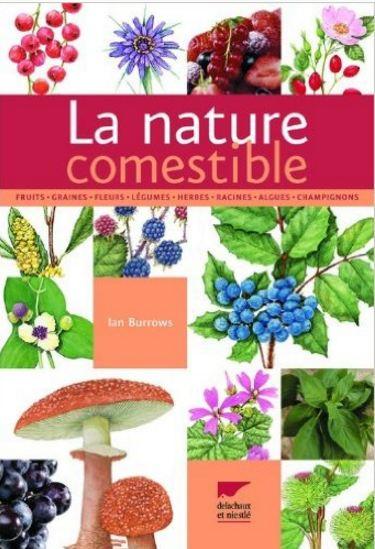 La nature comestible - Ian Burrows